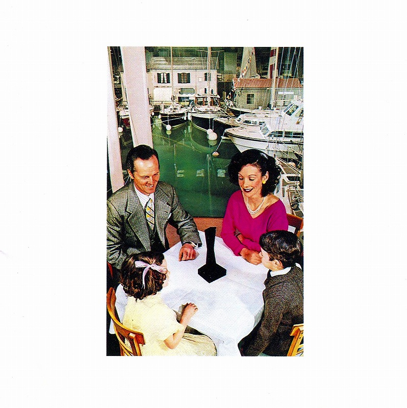 LED ZEPPELIN/PRESENCE レッド・ツェッペリン プレゼンス 76年作 国内リマスター盤