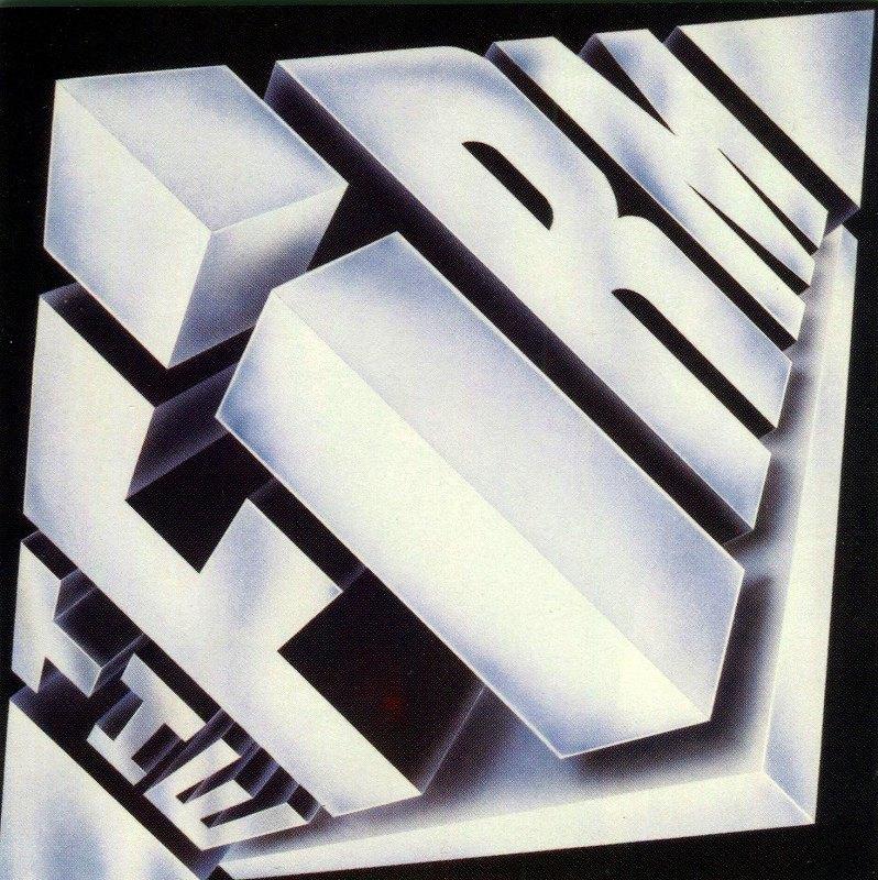 THE FIRM/ザ・ファーム ジミー・ペイジ ポール・ロジャース 85年作 必聴盤