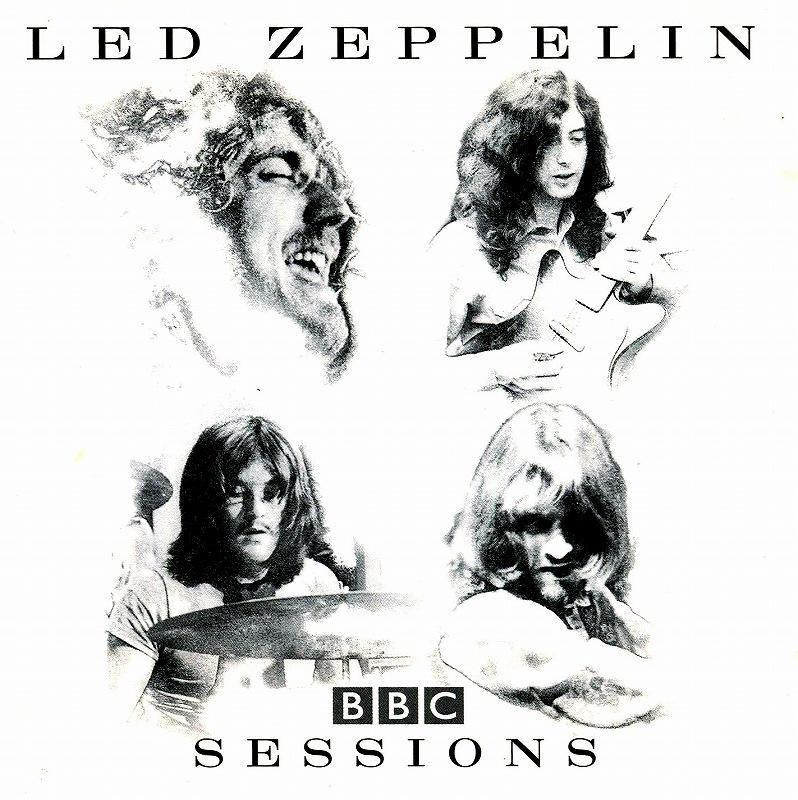 LED ZEPPELIN/BBC SESSIONS レッド・ツェッペリン BBCライヴ 2枚組