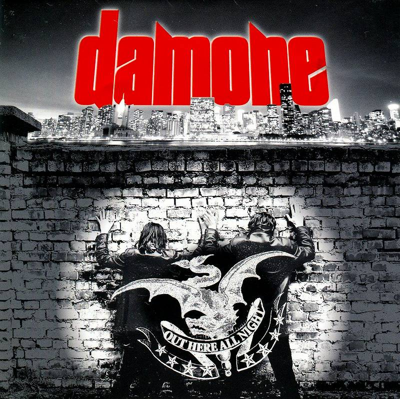 DAMONE/OUT HERE ALL NIGHT 06年作 ダモーン アウト・ヒア・オール・ナイト
