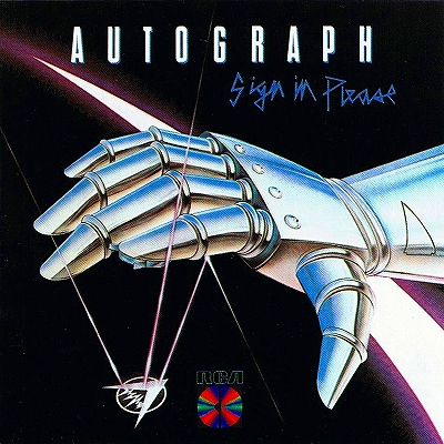 AUTOGRAPH/SIGN IN PLEASE オートグラフ サイン・イン・プリーズ 82年作