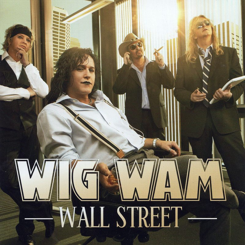 WIG WAM/WALL STREET ウィグ・ワム 2012年作 国内盤 最終作