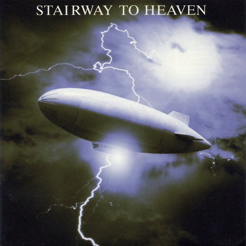 VARIOUS/STAIRWAY TO HEAVEN ヴァリアス 天国への階段 国内盤
