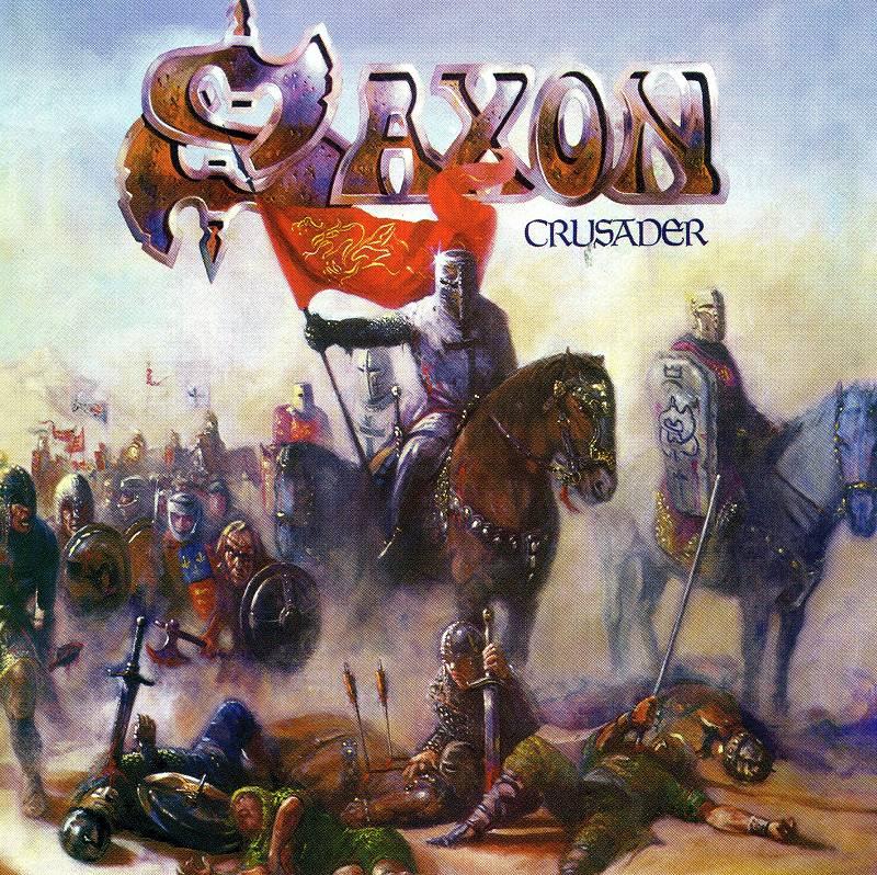 SAXON/CRUSADER 84年作 サクソン クルセイダー 84年作 SPECIAL EDITION
