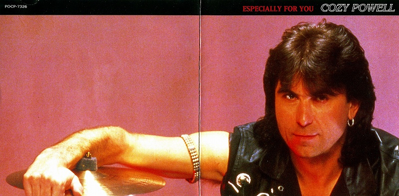 COZY POWELL/ESPECIALLY FOR YOU コージー・パウエル 国内盤 遺作