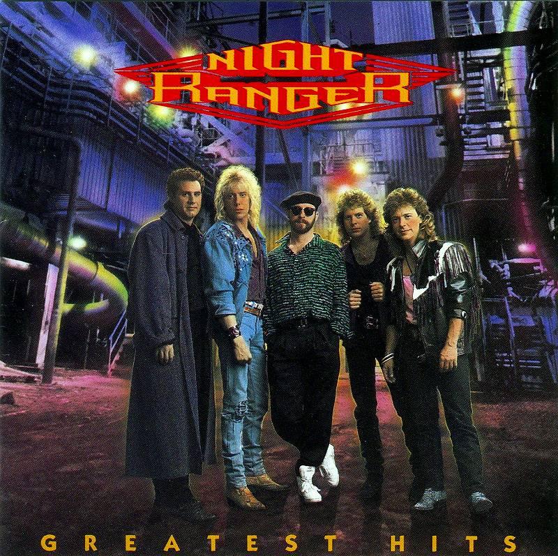 NIGHT RANGER/GREATEST HITS ナイト・レンジャー ベスト