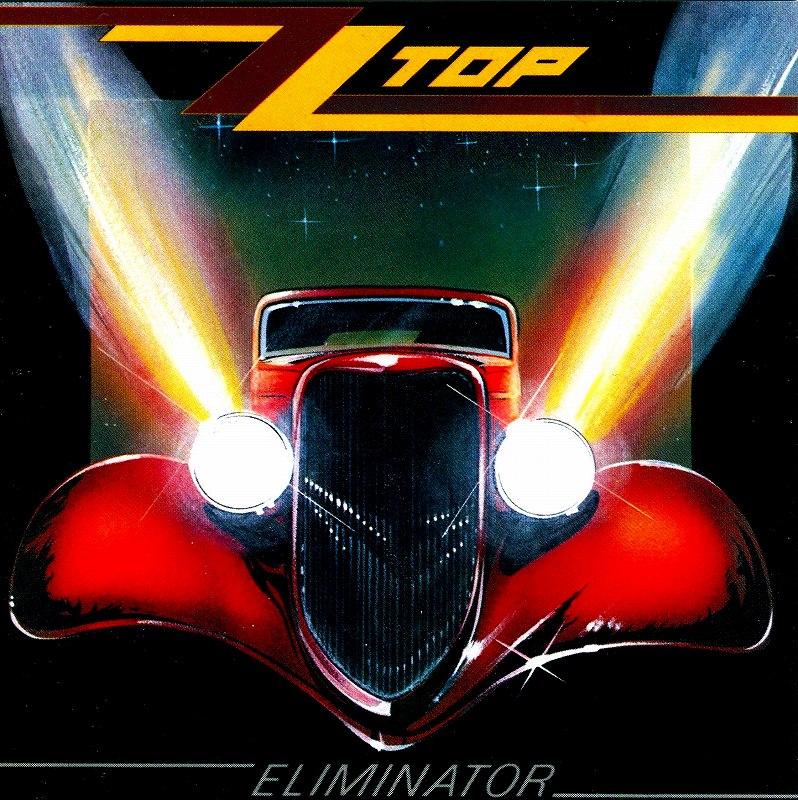 ZZ TOP/ELIMINATOR ZZ トップ イリミネイター 83年作 大ヒット作 LEGS