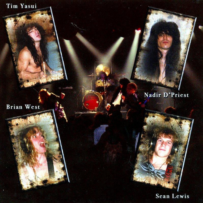 LONDON/THE METAL YEARS ロンドン ザ・メタル・イヤーズ LAメタル リプロ盤