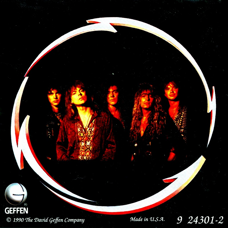 DON DOKKEN/UP FROM THE ASHES 90年作 ドン・ドッケン 美メロ・メタル