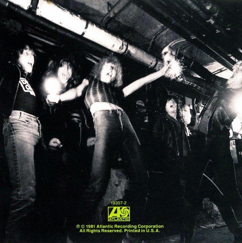 KIX/KIX キックス 81年作 デビュー・アルバム ハード・ポップ隠れ名盤 CHEAP TRICK風