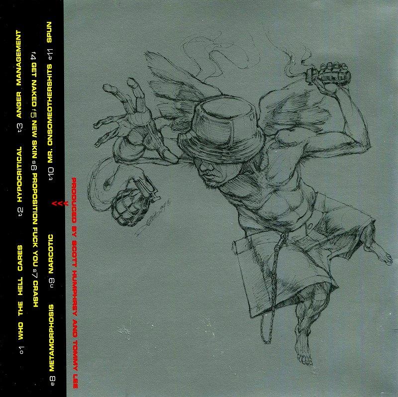 METHODS OF MAYHEM/メソッズ・オブ・メイヘム 99年作 トミー・リー 国内盤