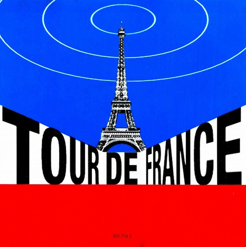 KRAFTWERK/TOUR DE FRANCE SOUNDTRACKS クラフトワーク ツール・ド・フランス