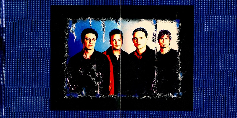 RUBBER/ULTRA FEEL 2001年作 ハーレム・スキャーレム 国内初回盤