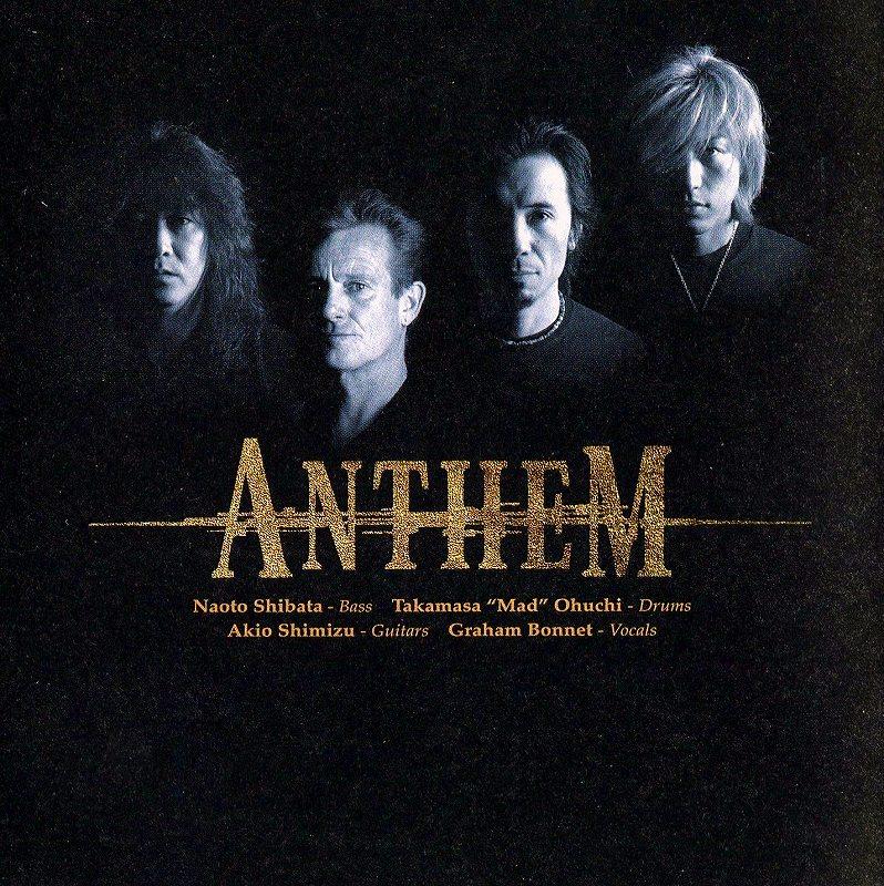 アンセム・フィーチャリング・グラハム・ボネット/HEAVY METAL ANTHEM 2000年作