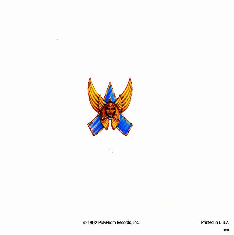ANGEL/AN ANTHOLOGY 天使たちの伝説 エンジェル アンソロジー ベスト盤