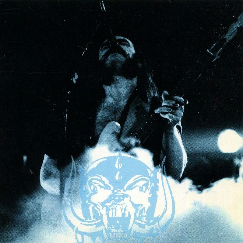 THE BEST OF MOTORHEAD/モーターヘッド 93年作 ベスト盤 20曲入り