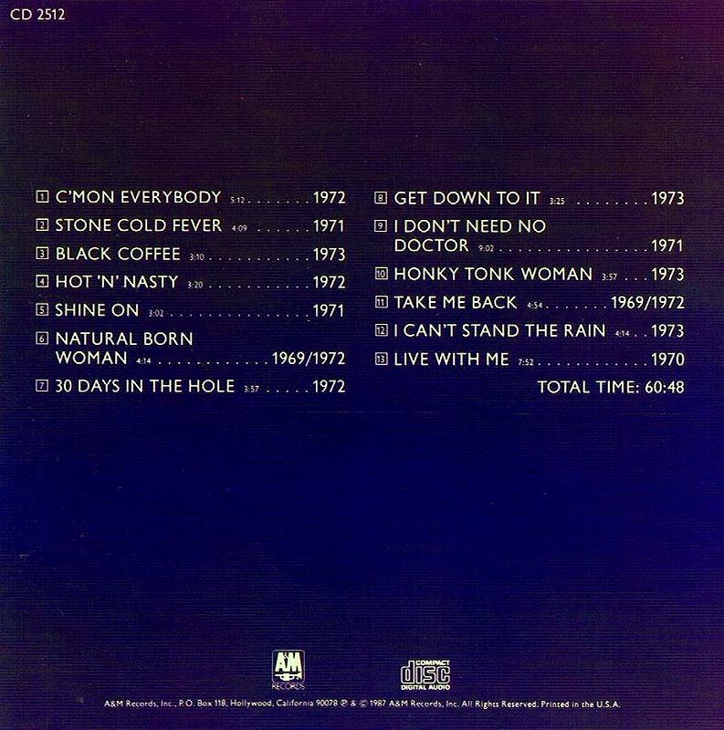 HUMBLE PIE/CLASSICS VOLUME 14 ハンブル・パイ ベスト盤