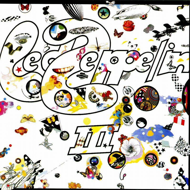 LED ZEPPELIN/LED ZEPPELIN � レッド・ツェッペリン � 70年作 国内リマスター盤