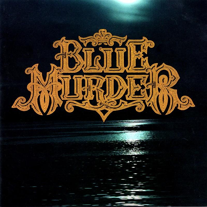 BLUE MURDER/ブルー・マーダー 89年作 ジョン・サイクス 1st 輸入盤