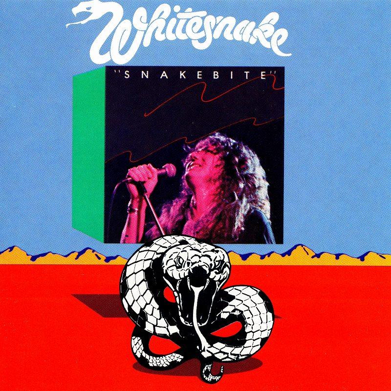 WHITESNAKE/SNAKEBITE ホワイトスネイク スネイクバイト 78年作