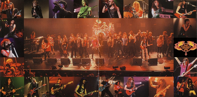 ★HARD ROCK SUMMIT IN TOKYO★永遠の夢・・・ ACTION NOVELA MAKE UP