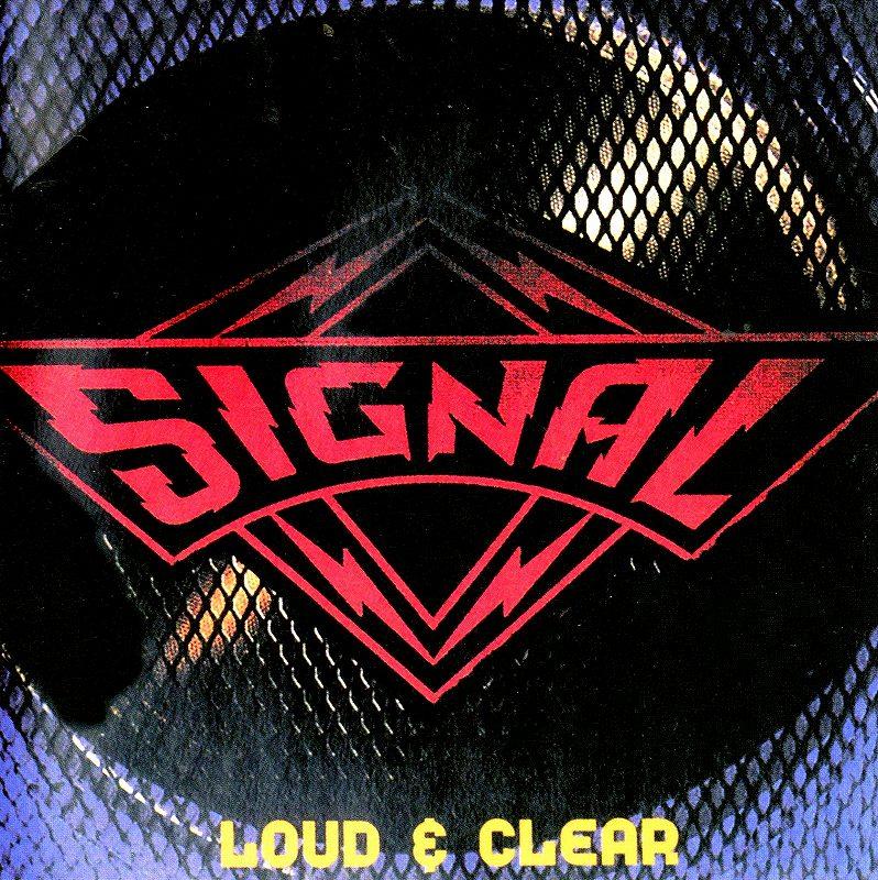 SIGNAL/LOUD & CLEAR 89年作 シグナル MARCIE FREE リマスター盤