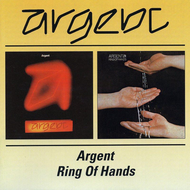 アージェント ARGENT/RING OF HANDS 2枚組 RUSS BALLARD リマスター