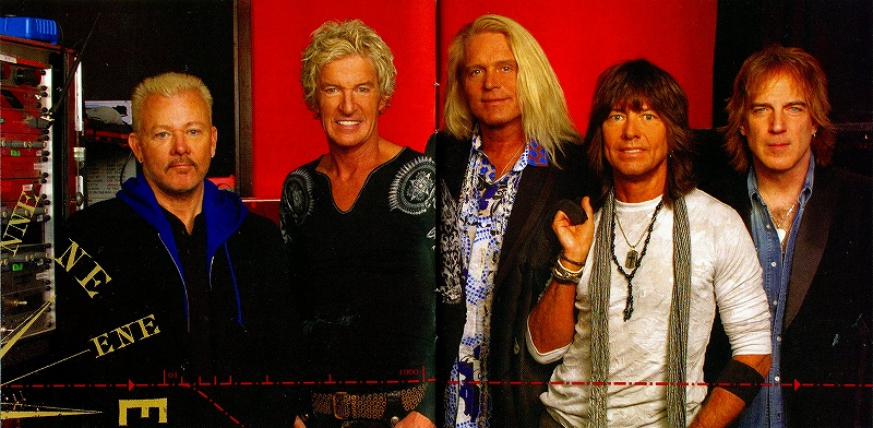 REO SPEEDWAGON/FIND YOUR OWN WAY HOME 2007年作 REOスピードワゴン