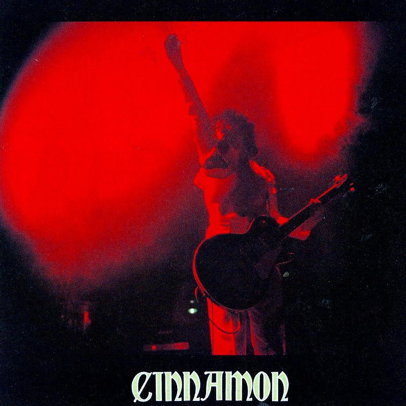 CINNAMON/CINNAMON � シナモン・サード ZEPPELINメドレー 国内盤