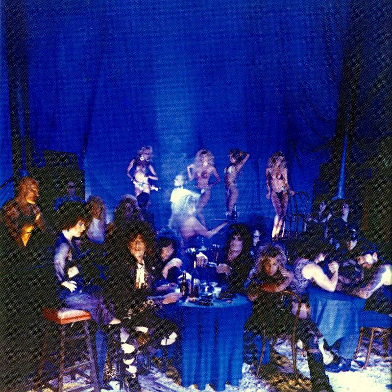 MOTLEY CRUE/GIRLS, GIRLS, GIRLS モトリー・クルー 国内リマスター盤