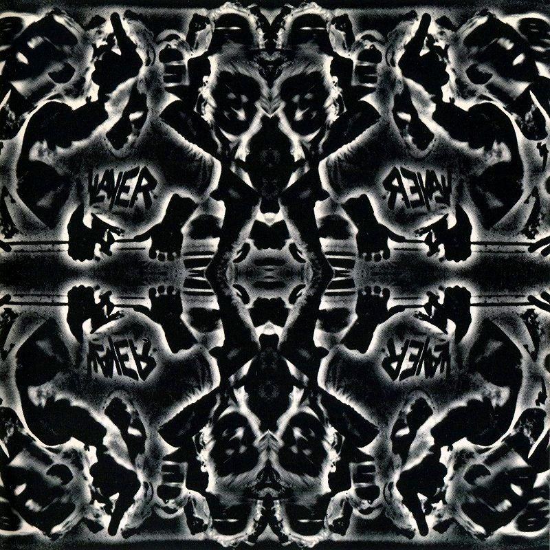 SLAYER/UNDISPUTED ATTITUDE スレイヤー 国内盤 カヴァー集+新曲