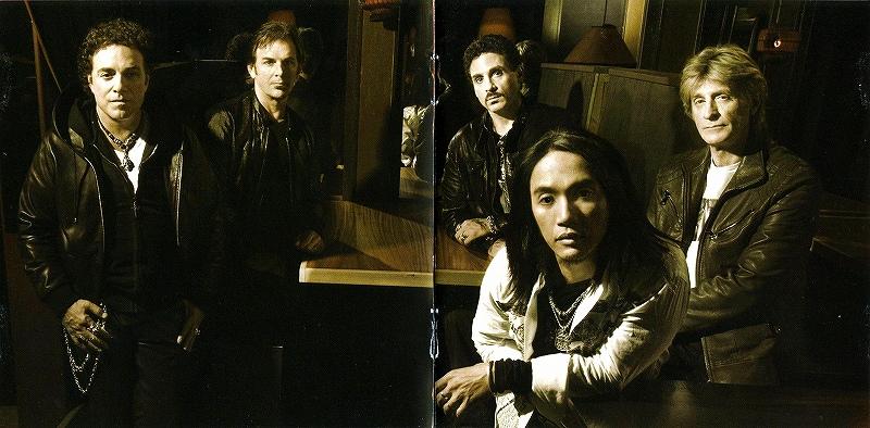 JOURNEY/REVELATION ジャーニー レヴェレイション 2008年作 2枚組