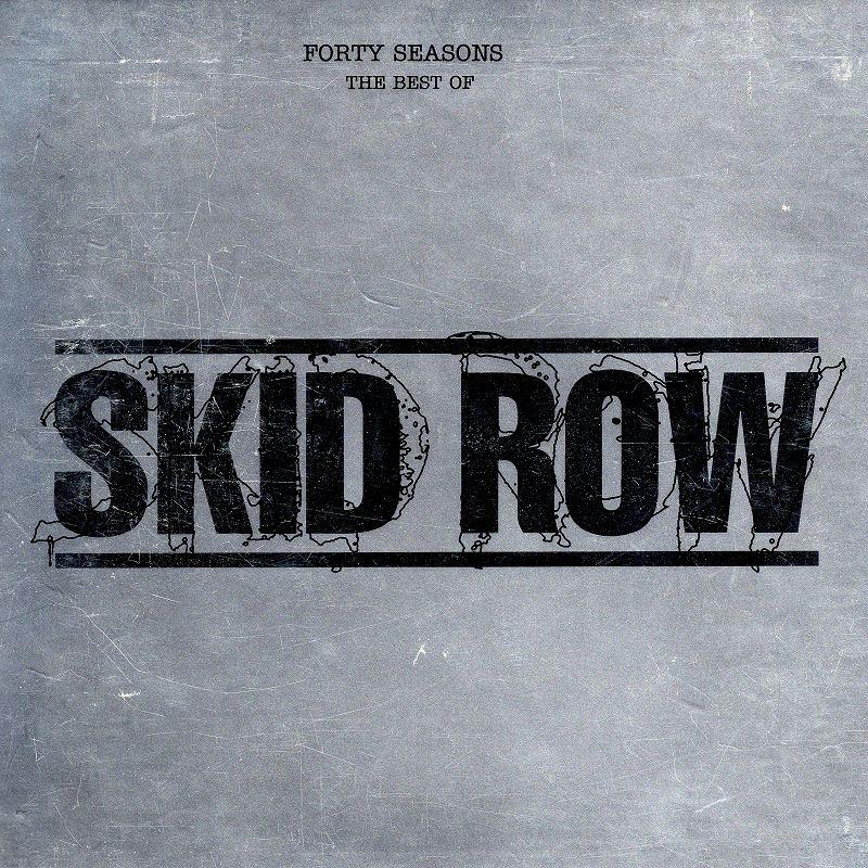 SKID ROW/40 SEASONS-THE BEST OF SKID ROW スキッド・ロウ 国内初回限定盤