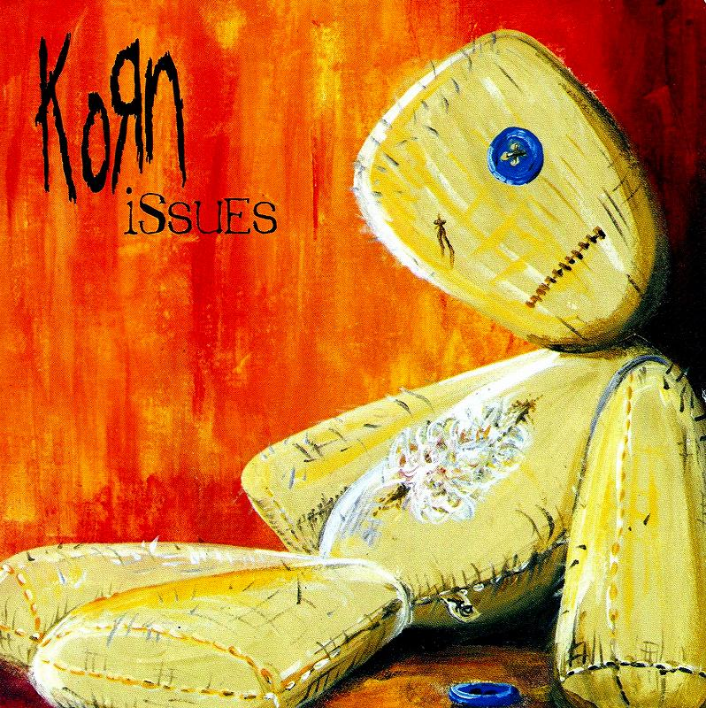 KORN/ISSUES コーン イシューズ 99年作 LIMITED EDITION 2枚組