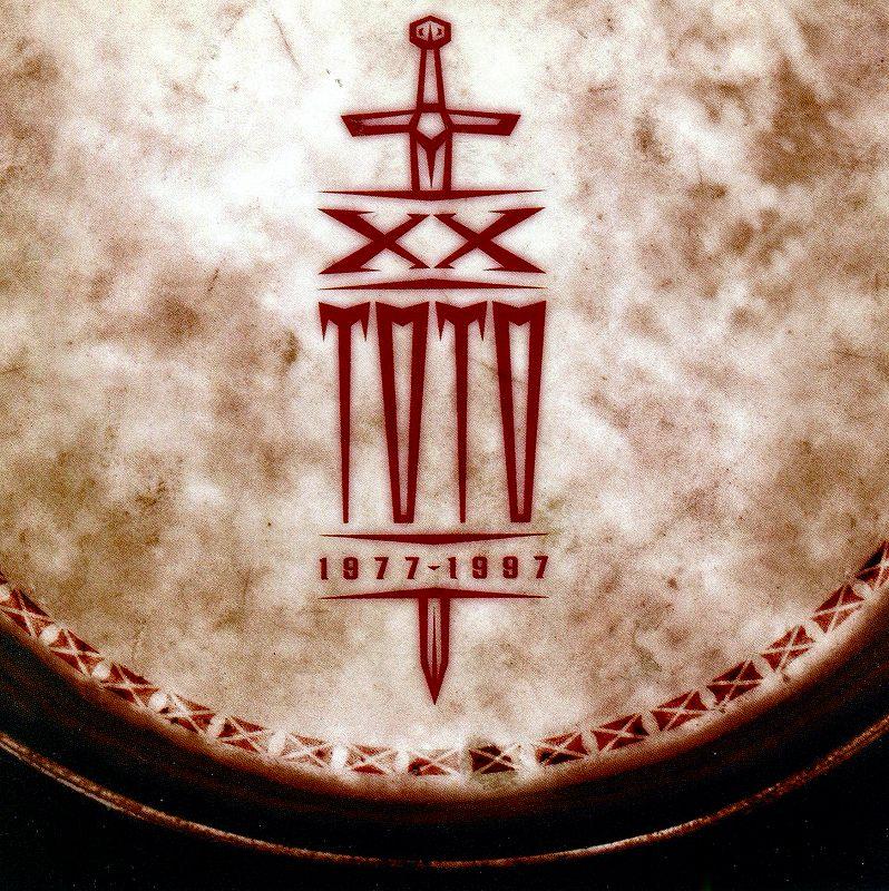 TOTO/TOTO XX 1998年作 国内初回プレス盤 結成20週年記念リリース盤