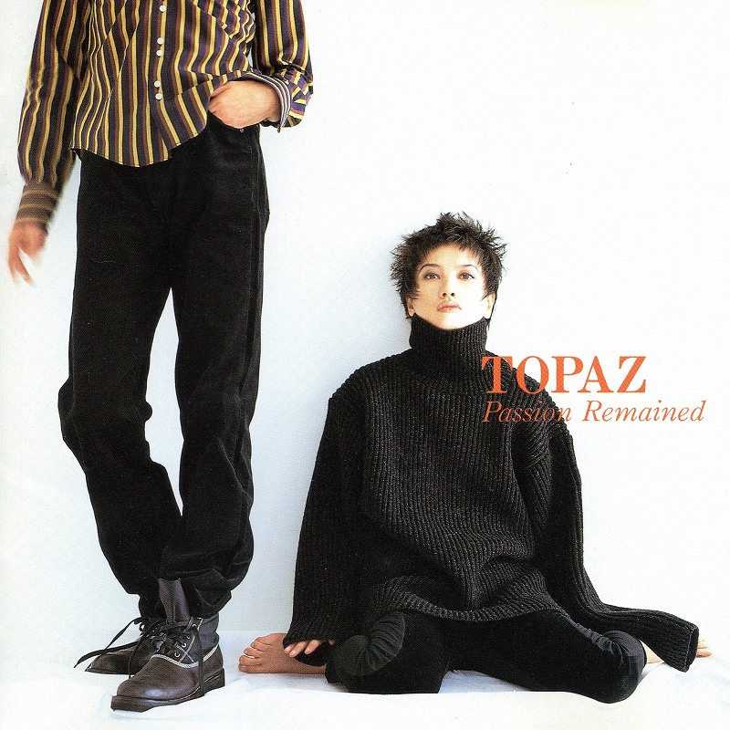 TOPAZ/PASSION REMAINED 94年作 44マグナム 広瀬さとし 橋本ミユキ