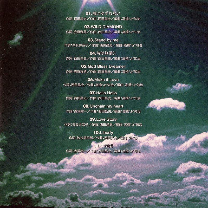 Marcy/re-set 98年作 西田昌史 リ・セット マーシー EARTHSHAKER
