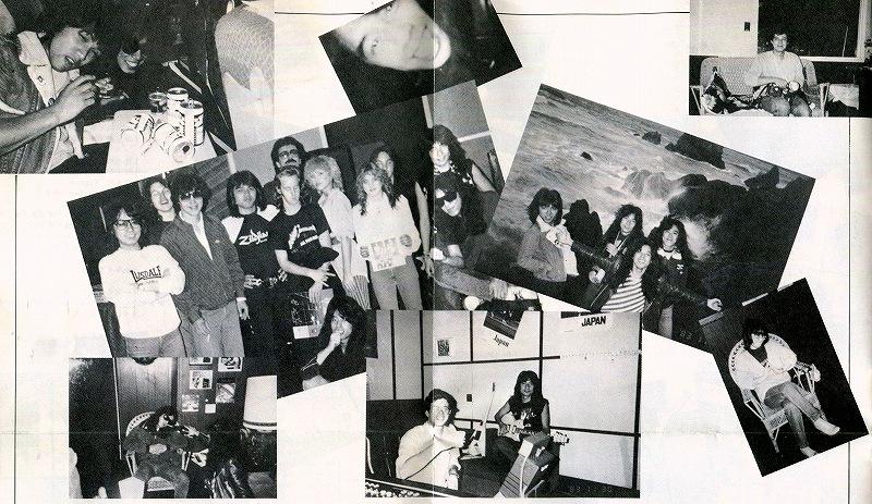 EARTHSHAKER/FUGITIVE 逃亡者 アースシェイカー 84年作 ジャパメタ大名盤