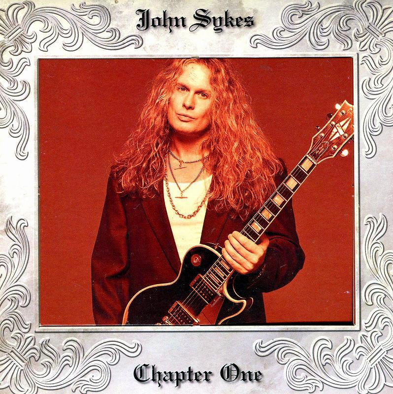 JOHN SYKES/CHAPTER ONE 第一章 ジョン・サイクス BLUE MURDER