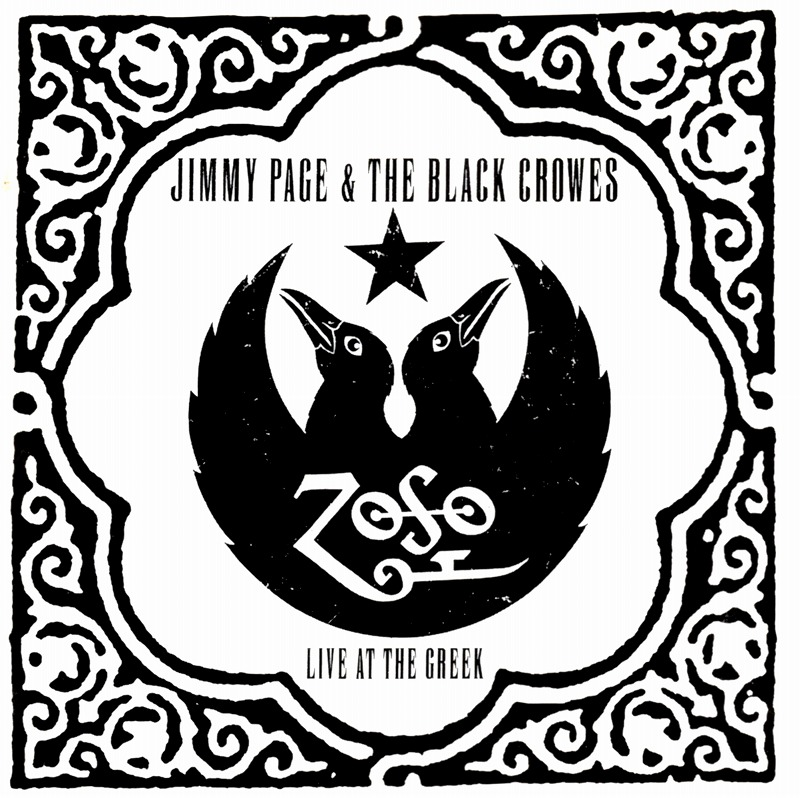 JIMMY PAGE & THE BLACK CROWES/LIVE AT THE GREEK ZEPPELIN
