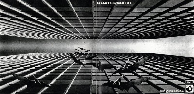 QUATERMASS/クォーターマス 70年作 デビュー作 RAINBOW ヒプノシス