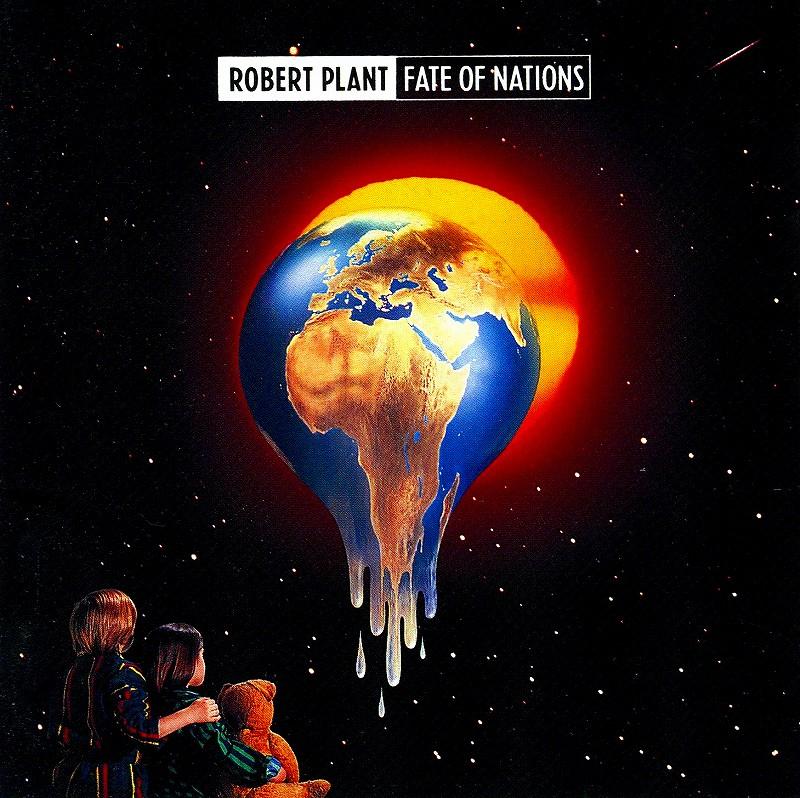 ROBERT PLANT/FATE OF NATIONS ロバート・プラント 93年作
