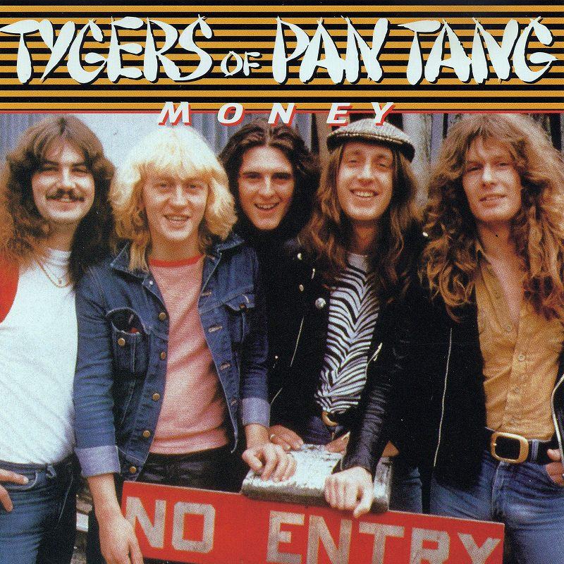 TYGERS OF PAN TANG/MONEY タイガーズ・オブ・パンタン 80年ライヴ音源