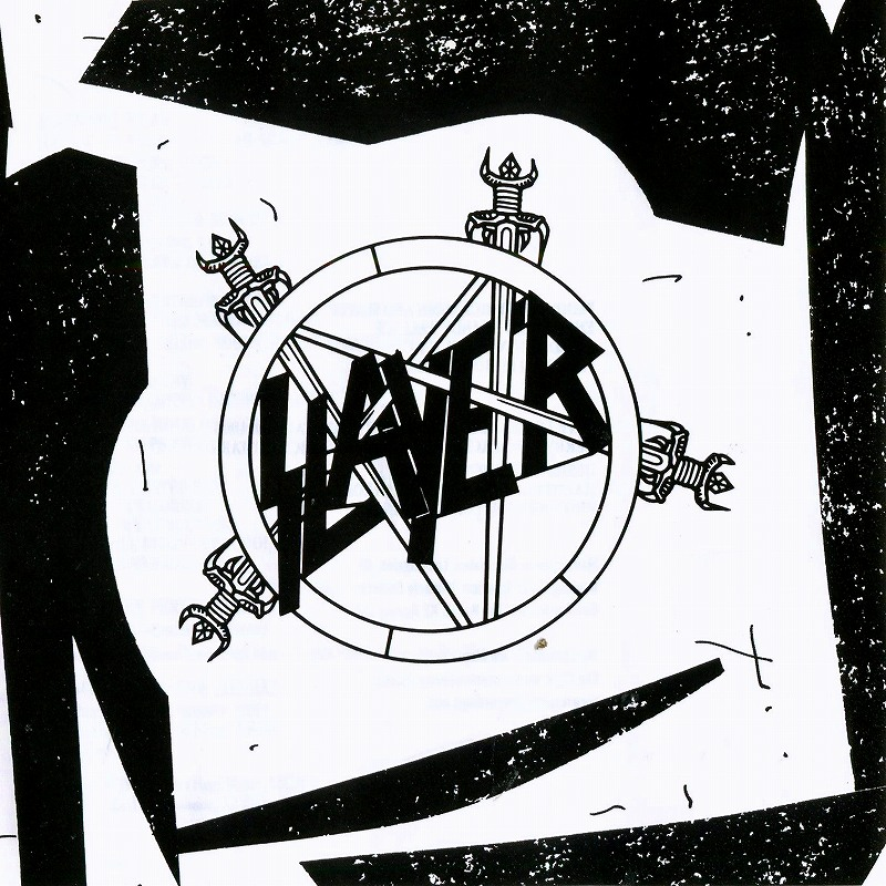 SLAYER/REIGN IN BLOOD スレイヤー 86年作 EXPANDED EDITION 国内盤