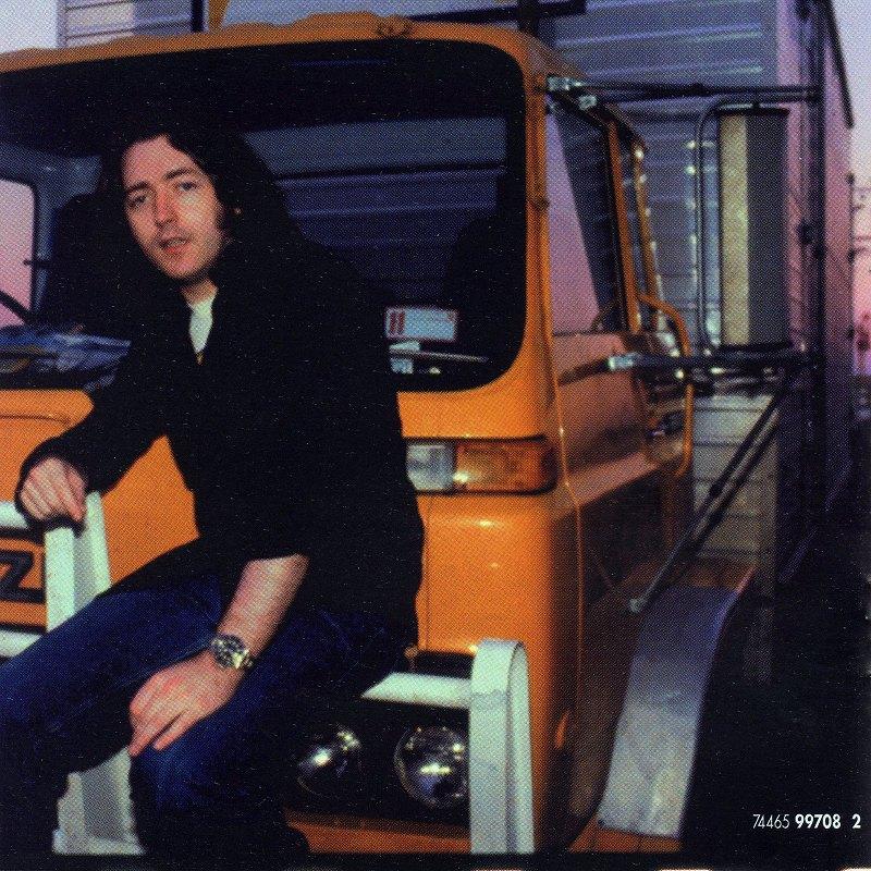 RORY GALLAGHER/STAGE STRUCK 80年ライヴ作 ロリー・ギャラガー リマスター盤