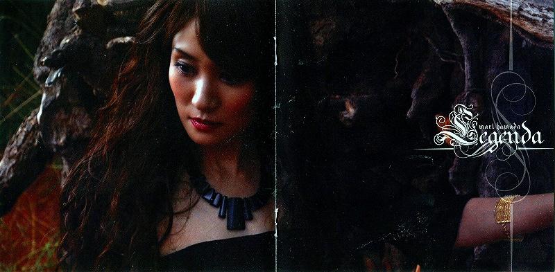 浜田麻里/LEGENDA レジェンダ 2012年作 美麗メタル炸裂 通常盤