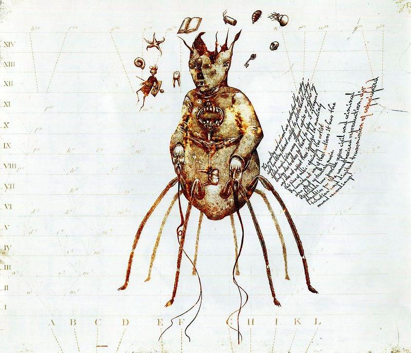 KORN/UNTITLED コーン 無題 2007年作 8作目 TERRY BOZZIO