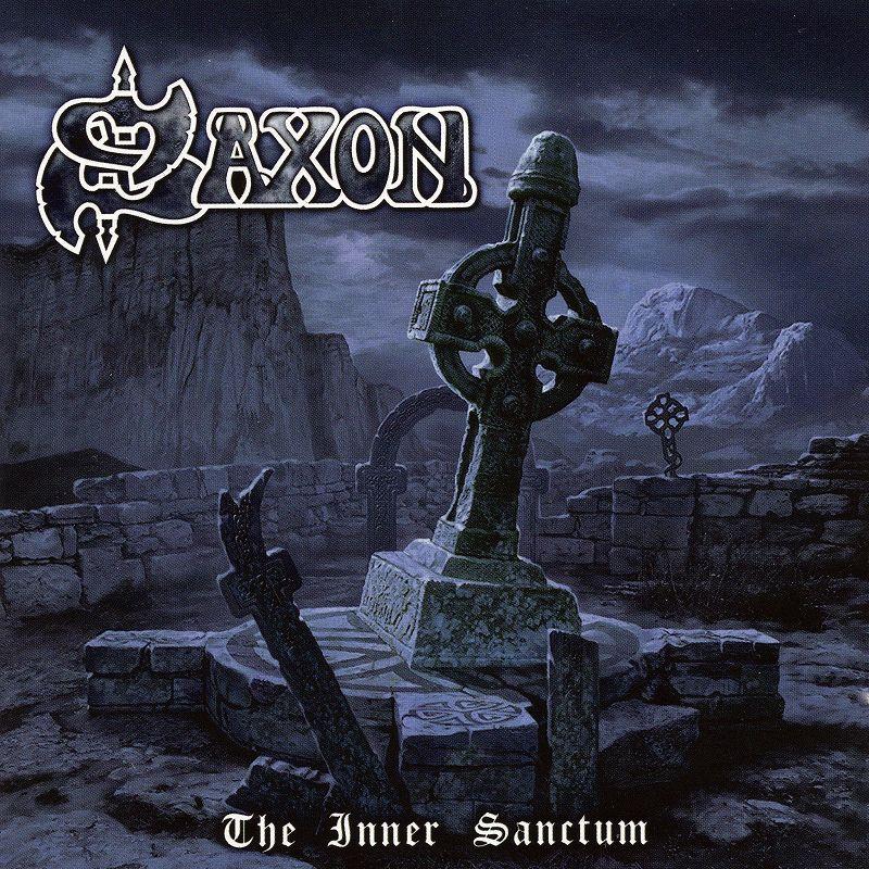 SAXON/THE INNER SANCTUM サクソン ザ・インナー・サンクタム 2枚組 +DVD
