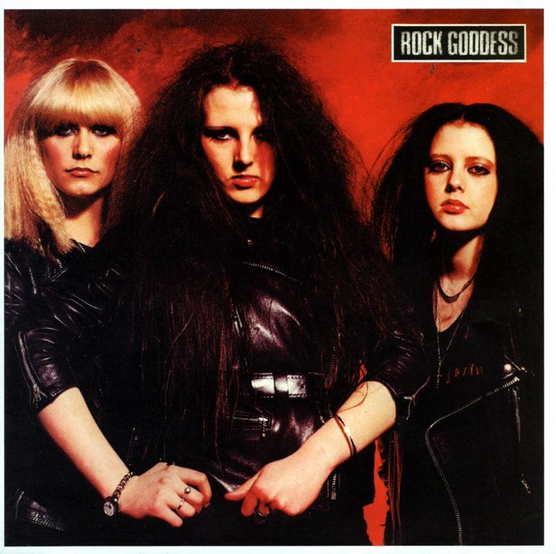 ROCK GODDES/ロック・ゴッデス 83年作 マイ・エンジェル NWOBHM