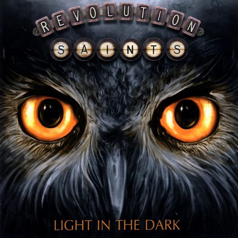 REVOLUTION SAINTS/LIGHT IN THE DARK レヴォリューション・セインツ 国内盤